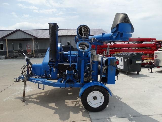 Used Grain Blowers : Used brandt grain vac schultz s inter state ag inc