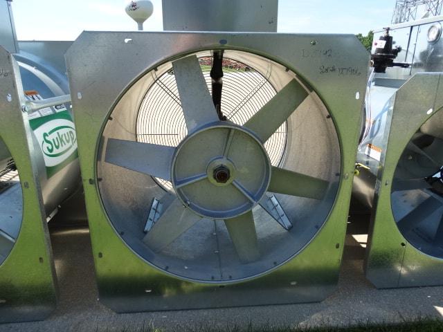 Vane Axial Fan : ″ sukup vane axial fan schultz s inter state ag inc