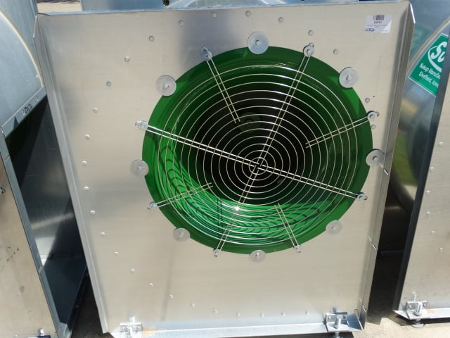 Sukup Centrifugal Fan with Controls | Schultz's Inter-State Ag, Inc